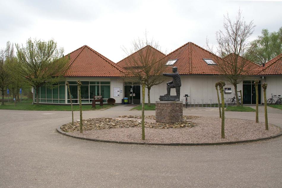 museu Biesboch antes da reforma