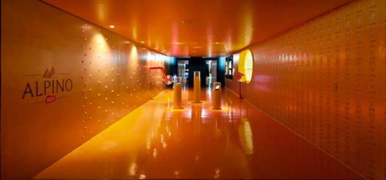 sala-do-bombom-Alpino-museu-do-chocolate-Nestlé-SP