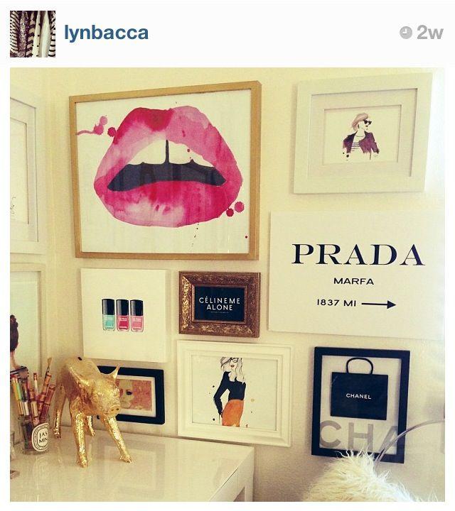 13. 15 ideias de decoração com beijo