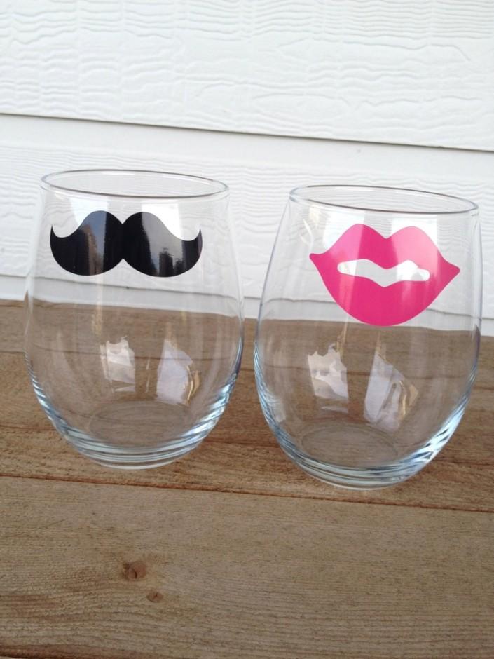 17. 15 ideias de decoração com beijo
