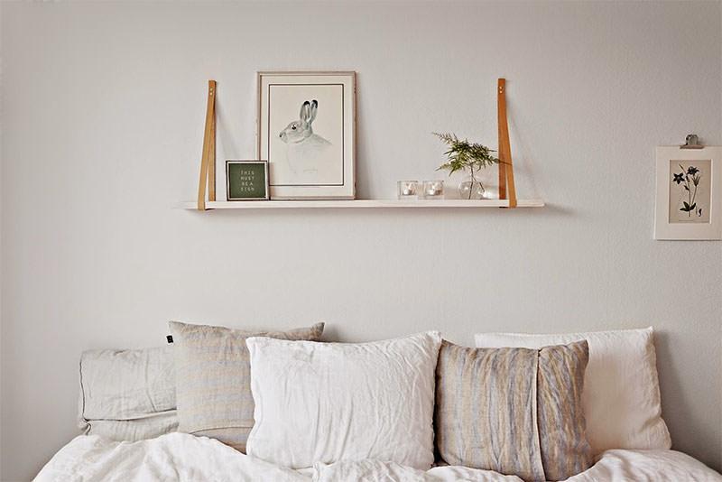Apartamento de 42m² que esbanja charme e boas ideias 10