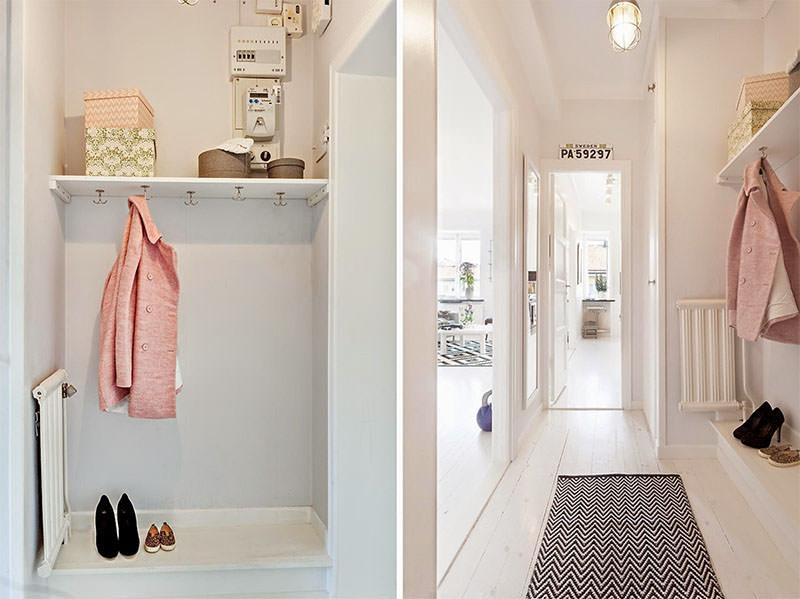 Apartamento de 42m² que esbanja charme e boas ideias 11