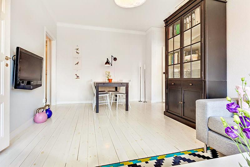 Apartamento de 42m² que esbanja charme e boas ideias 7