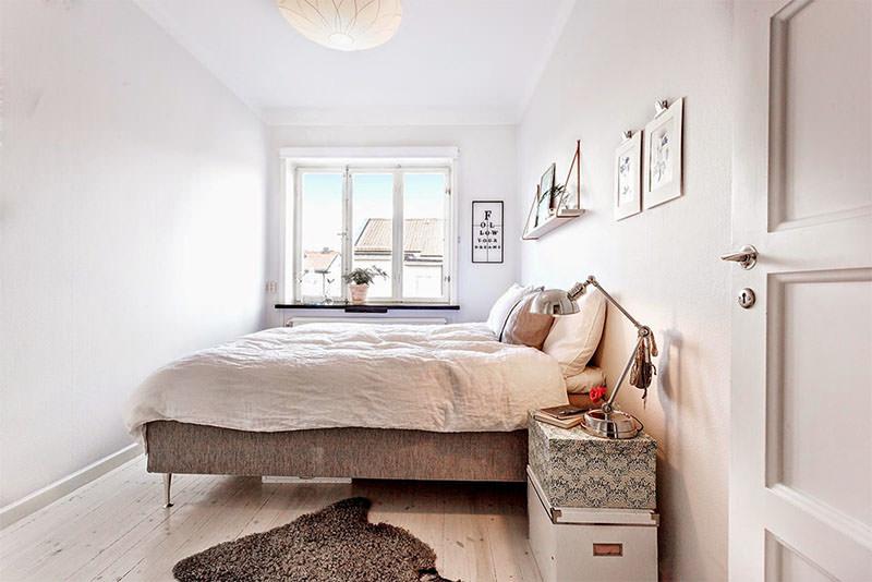 Apartamento de 42m² que esbanja charme e boas ideias 8