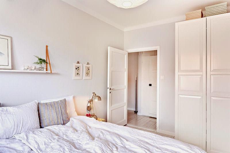 Apartamento de 42m² que esbanja charme e boas ideias 9